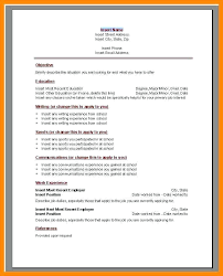 best ms word resume template word 2007 resume template format in ms word word resume caption