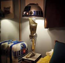 starwars leg lamp there s something oddly familiar about this design a story familiar pic twitter com ilpg6o5byg
