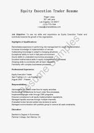 the main issue is that the educational background as well as professional experience of quant traders equity trader cover letter