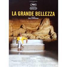LA GRANDE BELLEZZA French Movie Poster