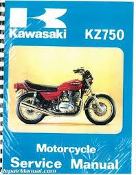 1979 kawasaki kz750 b twin motorcycle