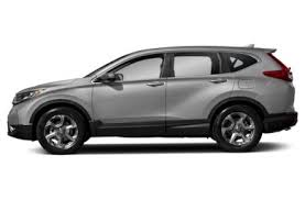 ... 90 Degree Profile 2018 Honda CR-V