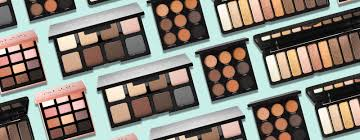 best makeup and eyeshadow palettes for a pretty natural look glamour