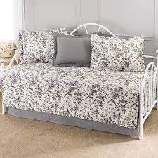 white metal furniture. Inspiring Space Saving Bedroom Decoration With Various Metal Daybed Frame : Casual Furniture For Small Girl White