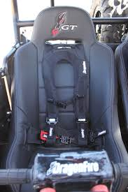 can am commander seat harness by dragonfire