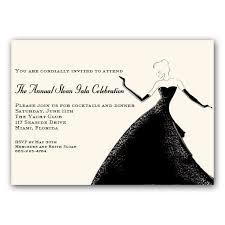 Black Tie Event Invitation Google Search Design In 2019
