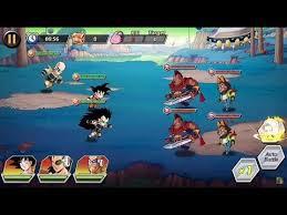 Etc pudiendo superar con creces la calidad gráfica de la consola original. Los Mejores Juegos De Dragon Ball Descargar Dragon Ball Para Android