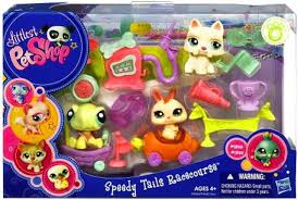 Littlest Pet Shop Light Up Dragonfly Littlest Pet Shop Speedy Tails Racecourse Playset Hasbro