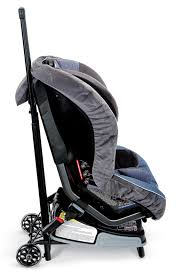 more lugging the car seat airport babycenter blog baby and stroller you check your luggage diately travel cart will real help while transporting child gate