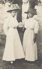 Blanche Kelley Jarrett Duffie and Mary Ellen Marley - Katherine Lederer  Ozarks African American History Collection - Missouri State University  Digital Collections