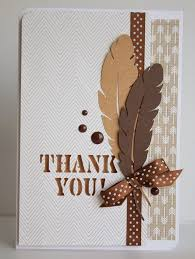 home made thanksgiving cards how to make simple and stunning handmade thank you cards