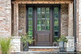 glass door entry custom wood front entry doors custom solid mahogany wood door with two clear