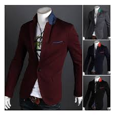 Balzer Designs For Man 2019 S5q Mens Casual Top Design Sexy Slim Fit Blazers Coats Suit Jackets Aaacmi From Digicnus 30 86 Dhgate Com