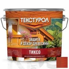<b>Деревозащитное средство Текстурол Тиксо</b>, рябина, 10л - купить ...