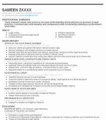 Legal Secretary Resume 5 Legal Secretary Resume