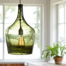 green glass pendant lighting. glass bottle pendant lights google search cafe 3 eight nine for green ideas lighting r
