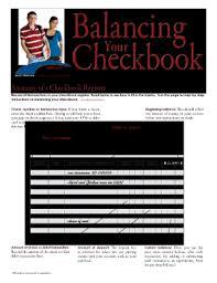 Fillable Online Anatomy Of A Checkbook Register Frandsen