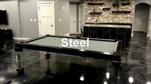 Dining Table Pool Tables Convertible Convertible Pool Tables Youtube