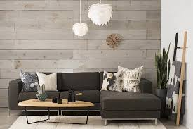 barn wood diy feature wall 4 easy