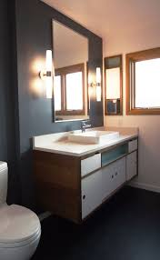 Modren Designer Bathroom Light Fixtures 30 Beautiful Midcentury Design Ideas Modern Intended