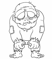 Coloring is a very useful hobby for kids. Top 20 Zombie Coloring Pages For Your Kids