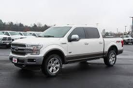 New 2018 Ford F-150 King Ranch  O