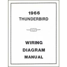 1955 1966 ford thunderbird wiring diagrams wiring diagrams macs thunderbird wiring diagram manual 20 pages 1966