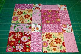 Disappearing Nine Patch Quilt Pattern & disappearing 9 patch option Adamdwight.com