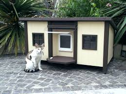 how to build a cat house for winter feral shelters shelter designs plans insulated post and