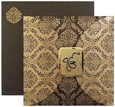 609 best indian theme images on pinterest indian weddings Punjabi Wedding Cards Vancouver sikh wedding cards sikh wedding invitations, jaipur Punjabi Wedding Cards Sample