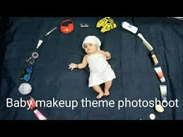 baby makeup theme photoshoot