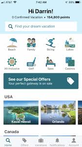 Rci Points Chart Vacation Exchange Leader Rci Delivers New Mobile App For