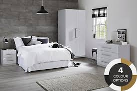 Bedroom Furniture Ranges Bedside Tables & Cabinets