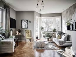 Schwedische Wohnung Im Interessanten Farbmix Designs2love