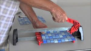 best way to cut mosaic tile sheets