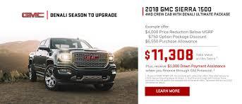 2018 gmc sierra 4wd crew cab