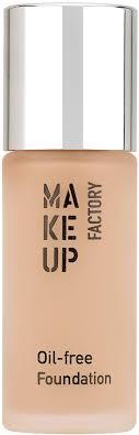 Make up Factory <b>Oil</b>-<b>free</b> Foundation <b>Тональный крем матовый</b> для ...