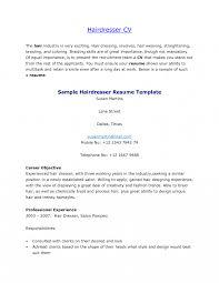 Hair Stylist Job Description Resume Hair Stylist Resume Job Description Assistant Example Fashion Cv 20