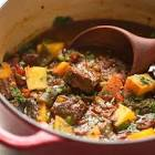 beef stew with poblanos  tomatillos  and potatoes