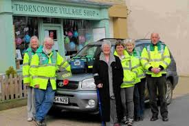 More than 600 people helped by Thorncombe First Responders | Dorset Echo