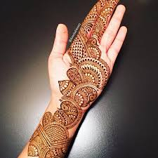 Mehndi Design Best Arabic Top 110 Arabic Mehndi Designs Shaadisaga Simple Arabic