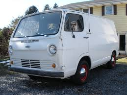 1964 chevy van - Google Search | Mostly Ford Econolines from the ...