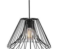 how to wire pendant light uk new matte black wire frame ceiling pendant light photos