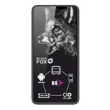 <b>Смартфон Black Fox</b> B6 черный — купить в интернет-магазине ...