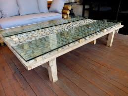 coffee table rocks stone coffee table natural hudson goods blog from the coast of nicaragua contemporary round