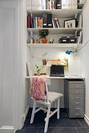 home office closet. Outstanding Cool Small Home Office Ideas Digsdigs For Closet Desk