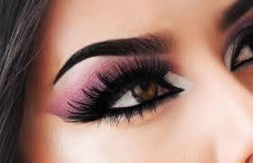 pink an black smokey eye alyssa edwards inspired makeup tutorial you