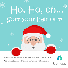 Christmas Salon Quotes 17 Free Downloads For Your Hair Salon