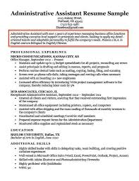 Executive Assistant Career Objective Career Objectives Examples For Resumes Admin Assistant Objective