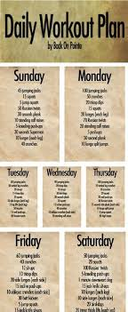 full body workouts you can do without equipment in 20 minutes a day switches it up from day to day so that you don t get bored